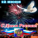 12 июня, С Днём России