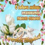 14 лет - С агатовой свадьбой