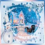 1 декабря первый день зимы