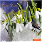 Чудесная весна пришла