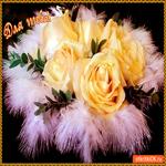 Для тебя букет необычных роз