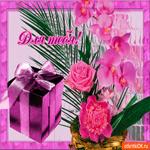 Для тебя подарок от меня