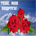 Для тебя солнышко красивые цветы