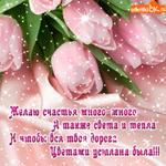 Дорога цветов