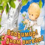 Дорогой Владимир, с днём ангела