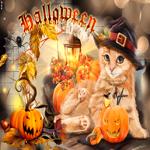 Классная картинка Хэллоуин
