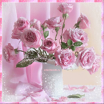 Открытка с яркими цветами