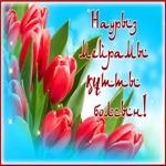 Красивая открытка Наурыз Мейрамы
