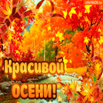 Красивой Осени Желаю