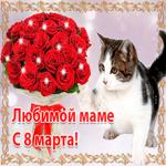 Любимой маме с 8 марта