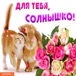 Веселая открытка подруге