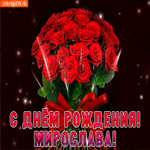 Мирослава с праздником Тебя