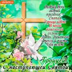 Особый день, особый праздник - Святая Троица