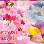 Всех с Великой Пасхой поздравляю и божественных желаю вам чудес