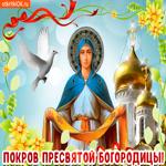 Покров Пресвятой Богородицы фото
