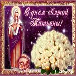 Поздравительная открытка Татьянин день