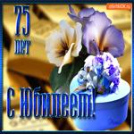 Поздравление С Юбилеем 75 лет