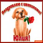 Поздравляю С Днём имени Юлия