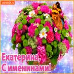 Поздравляю С именинами Екатерина