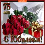 Поздравляю С Юбилеем 75 лет