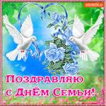 Поздравляю тебя с прекрасным Днём Семьи