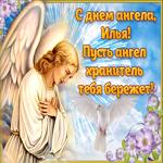 Пусть ангел хранитель тебя бережет, Илья