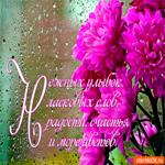 Радости и счастья