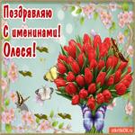 С Днём имени Олеся