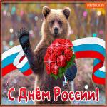 С днём России поздравление