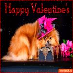 С днём Святого Валентина друзья