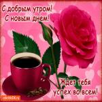 С добрым утром, С новым днём