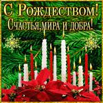 С Рождеством вас друзья