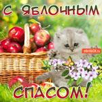С Яблочным Спасом тебя - Вкусного тебе дня