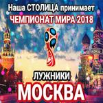 """Стадион """"Лужники"""", Россия, Москва"""