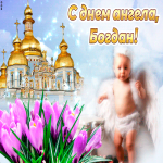 Тебе желаю море счастья в день ангела, Богдан