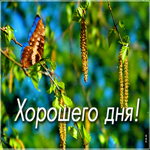 Удачная открытка хорошего дня