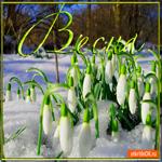 Весна время мечтать