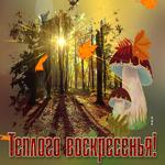Виртуальная открытки с воскресеньем