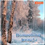 Волшебной зимы