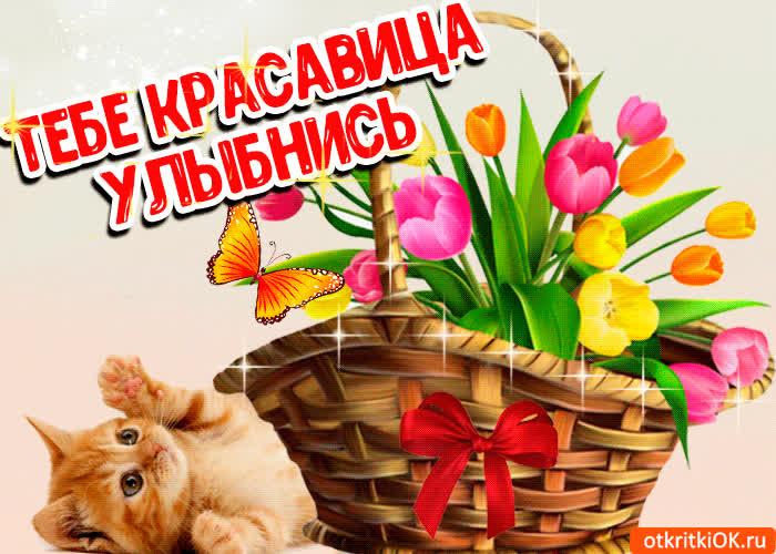 Воскресение, красивые открытки для настроения подруге