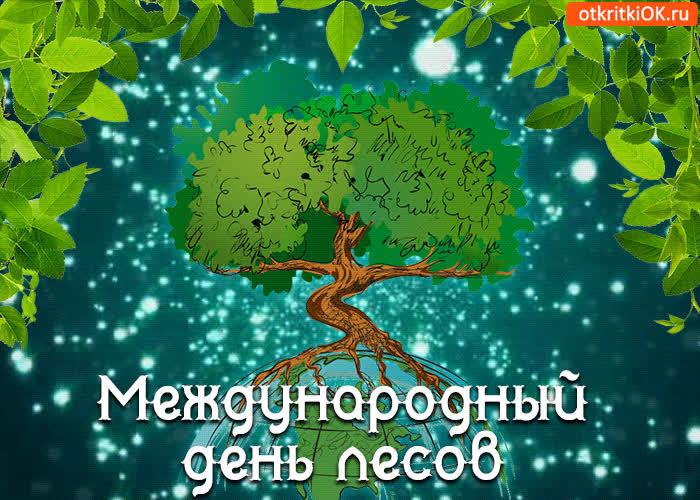 Атаманши, международный день леса открытки