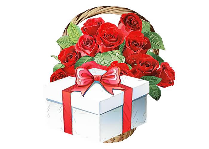 Картинка подарки