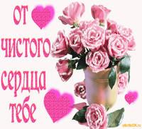 Картинка для тебя красивые цветы
