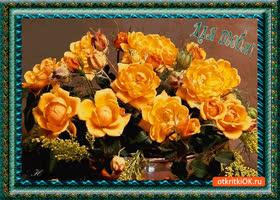 Картинка цветы прекрасные эти для тебя