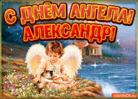 Картинка картинка день ангела александр