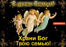 Картинка международный день семьи открытка