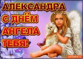 Картинка поздравляю с днём ангела александра