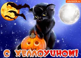 Картинка с хеллоуином