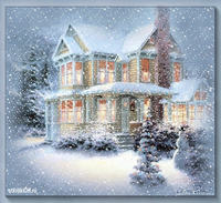 Картинка снег анимация